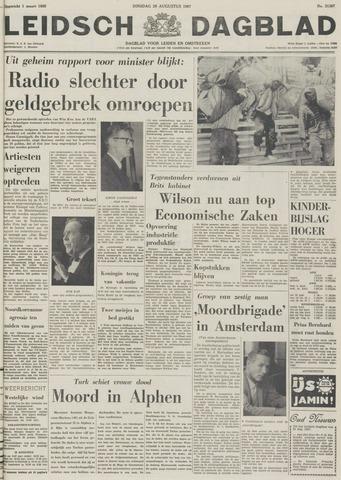 Leidsch Dagblad 1967-08-29