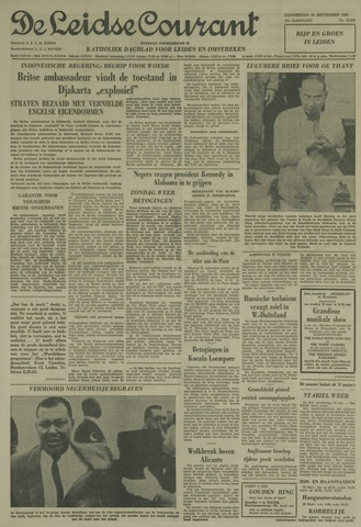 Leidse Courant 1963-09-19