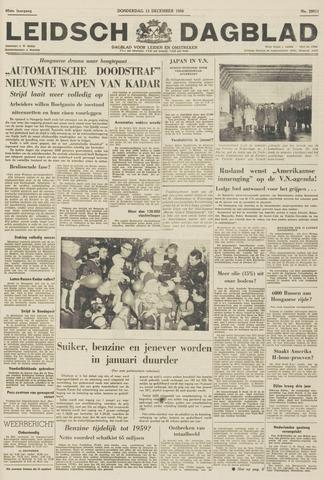 Leidsch Dagblad 1956-12-13