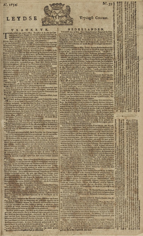 Leydse Courant 1754-05-17