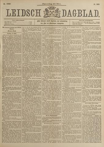 Leidsch Dagblad 1899-05-13