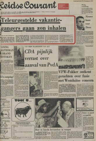 Leidse Courant 1977-07-28