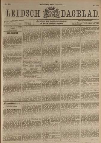 Leidsch Dagblad 1897-10-16