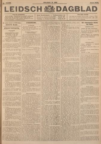Leidsch Dagblad 1926-05-14