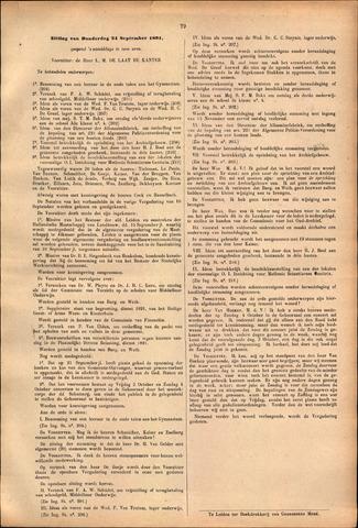 Handelingen van de Raad 1891-09-24