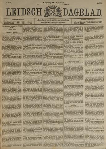 Leidsch Dagblad 1896-10-09