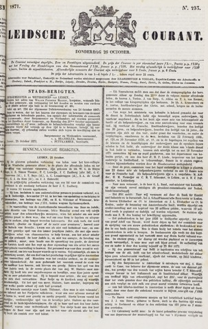 Leydse Courant 1871-10-26