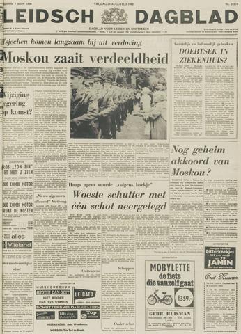 Leidsch Dagblad 1968-08-30
