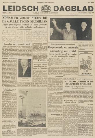 Leidsch Dagblad 1959-03-05
