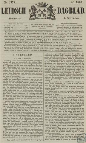 Leidsch Dagblad 1867-11-06
