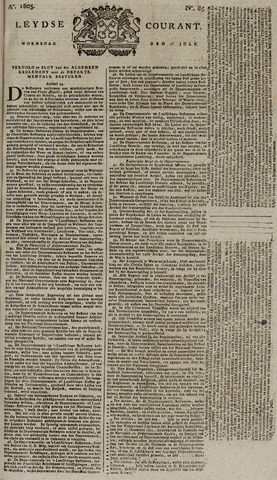 Leydse Courant 1805-07-17