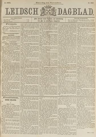 Leidsch Dagblad 1894-11-24