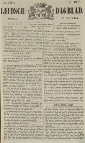 Leidsch Dagblad 1867-11-18