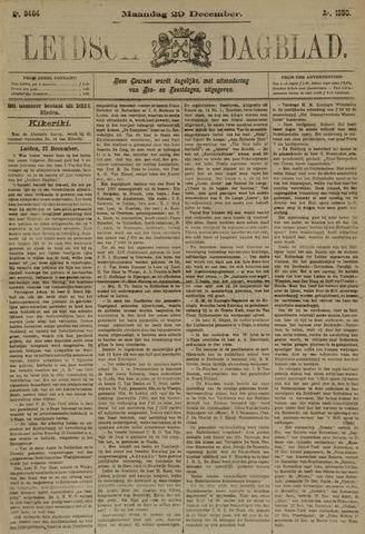 Leidsch Dagblad 1890-12-29
