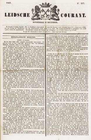Leydse Courant 1869-12-16