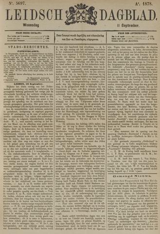 Leidsch Dagblad 1878-09-11