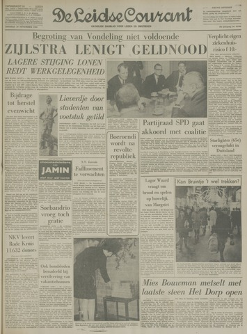 Leidse Courant 1966-11-29