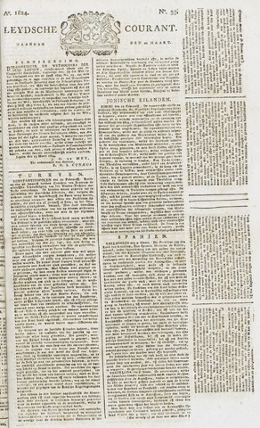 Leydse Courant 1824-03-22