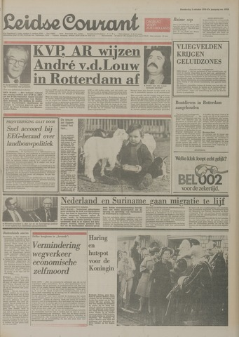 Leidse Courant 1974-10-03