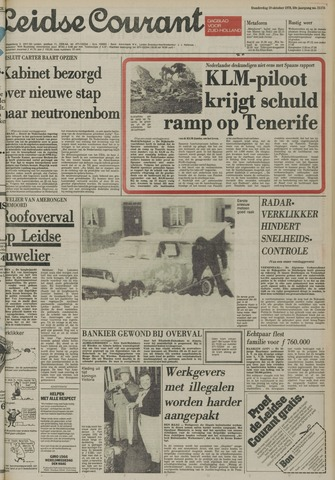 Leidse Courant 1978-10-19
