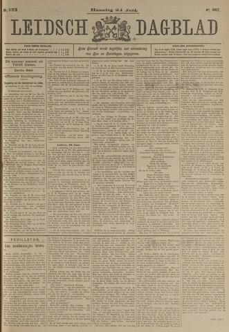 Leidsch Dagblad 1907-06-24