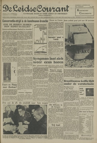 Leidse Courant 1955-08-03