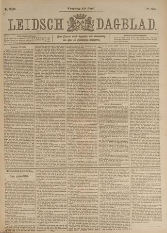 Leidsch Dagblad 1901-07-19