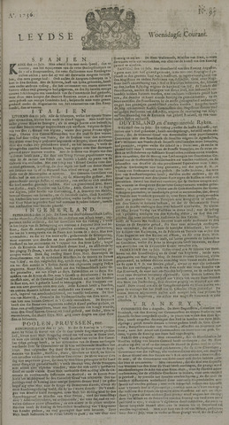 Leydse Courant 1736-08-08