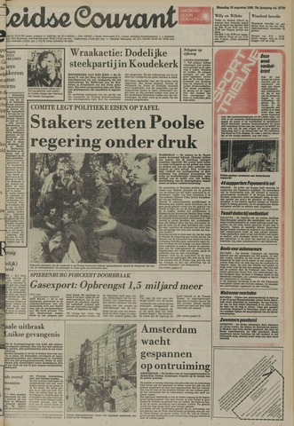 Leidse Courant 1980-08-18