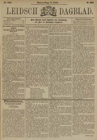 Leidsch Dagblad 1890-07-05
