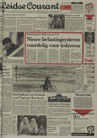 Leidse Courant 1988-07-16