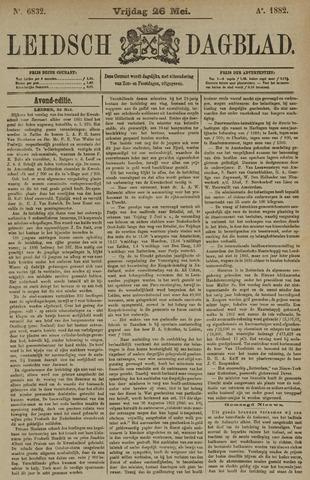 Leidsch Dagblad 1882-05-26