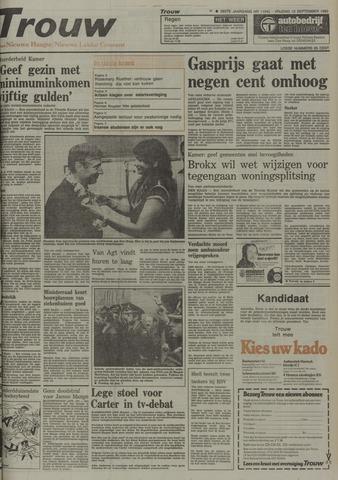 Nieuwe Leidsche Courant 1980-09-12