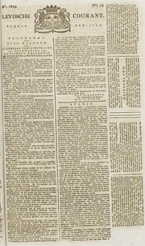 Leydse Courant 1825-07-01