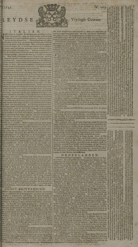 Leydse Courant 1745-09-10