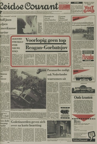 Leidse Courant 1987-10-24