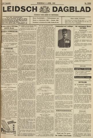 Leidsch Dagblad 1932-04-06