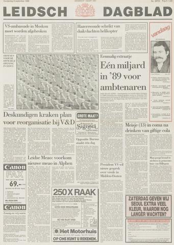 Leidsch Dagblad 1988-09-08
