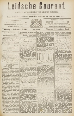 Leydse Courant 1889-06-17