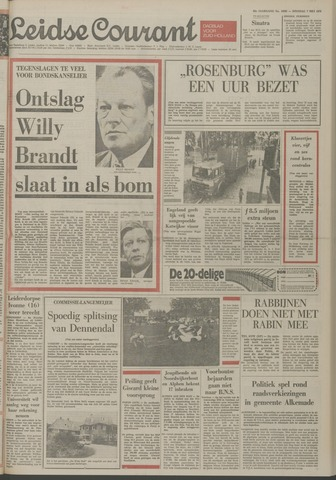 Leidse Courant 1974-05-07