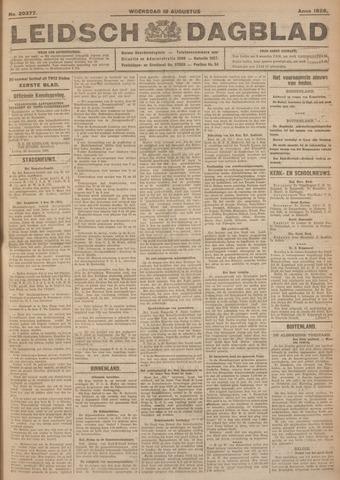 Leidsch Dagblad 1926-08-18