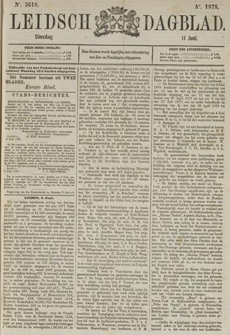 Leidsch Dagblad 1878-06-11