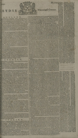 Leydse Courant 1745-10-06