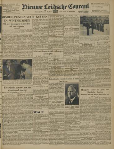 Nieuwe Leidsche Courant 1947-09-12