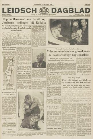 Leidsch Dagblad 1956-10-11