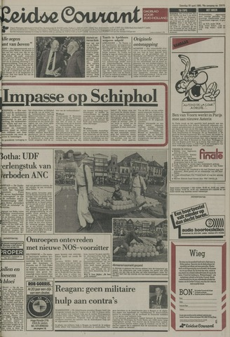 Leidse Courant 1985-04-20