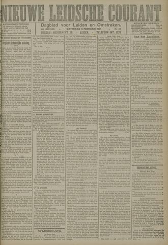 Nieuwe Leidsche Courant 1921-02-05
