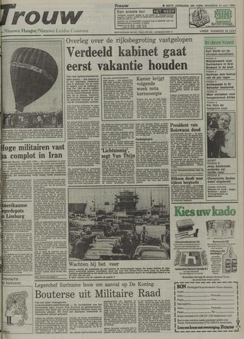 Nieuwe Leidsche Courant 1980-07-14