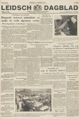 Leidsch Dagblad 1956-12-12
