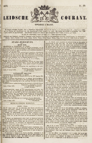 Leydse Courant 1873-03-04